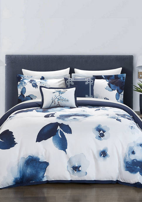 Chic Home Brookfield Garden Comforter Set