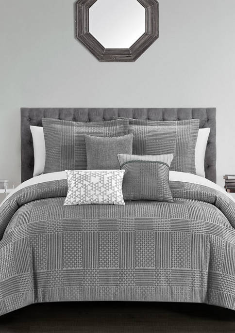 Chic Home Jodie Bed In a Bag Comforter