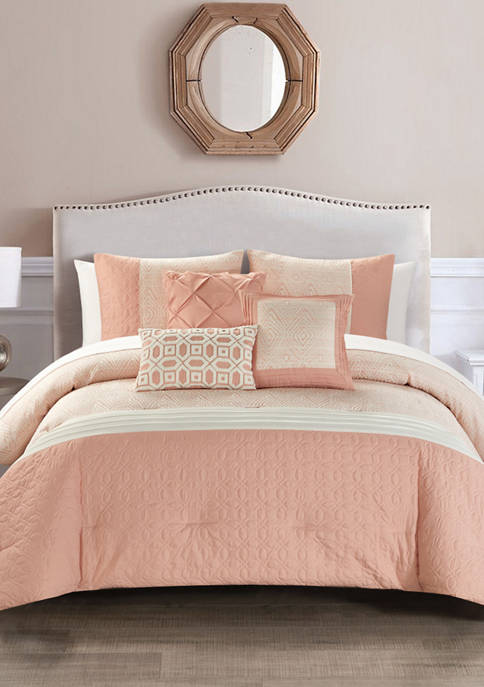 Chic Home Imani Bed In a Bag Comforter