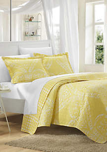 Chic Home Napoli Quilt Set