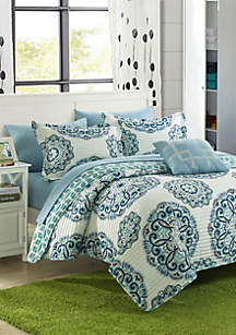 Madrid Quilt Set