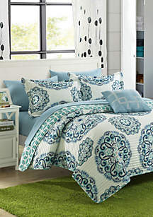 Madrid 8-Piece Quilt Set