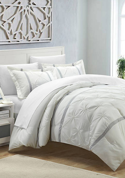 Chic Home Veronica Duvet Cover Set