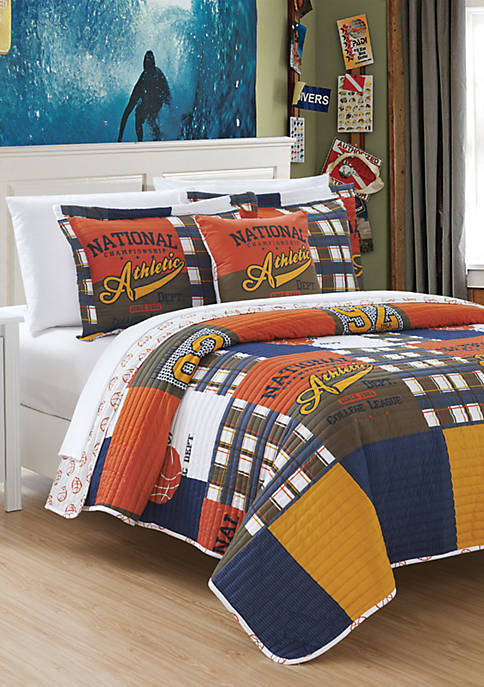 Chic Home Champion Quilt Set