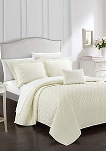 Chic Home Shalya Quilt Set