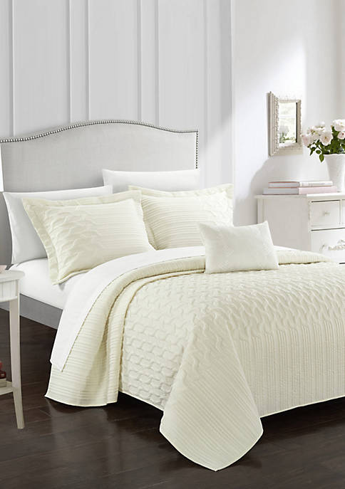 Chic Home Shalya Bed In a Bag Quilt