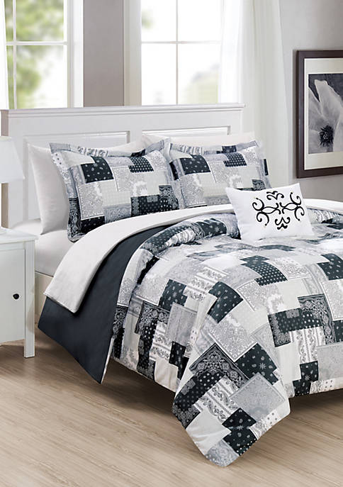 Chic Home Utopia Bed In a Bag Duvet