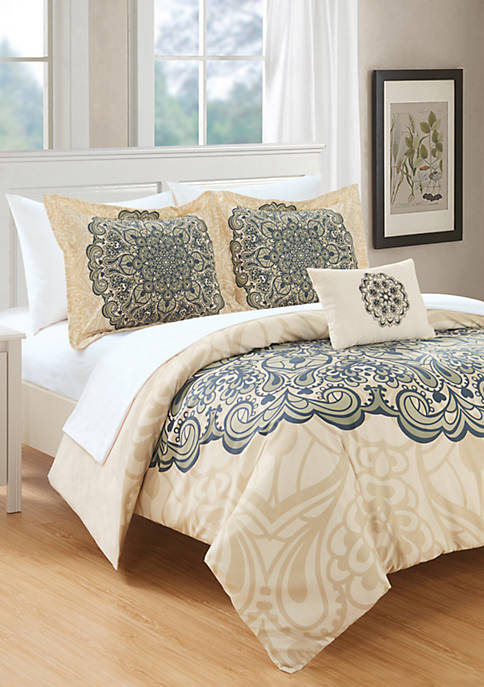 Chic Home Mindy Duvet Cover Set
