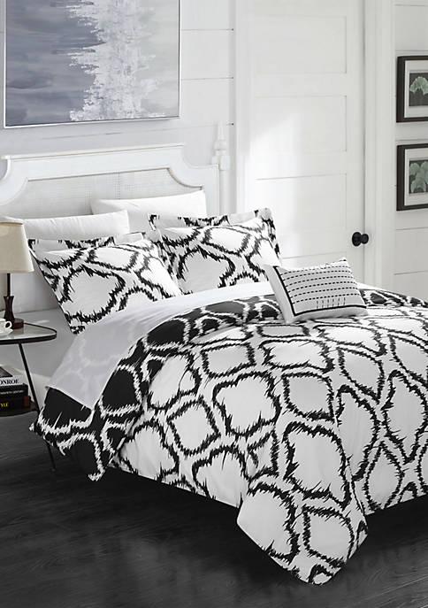 Chic Home Juniper Bed In a Bag Duvet