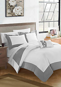 Chic Home Wynn Bed In a Bag Duvet Set