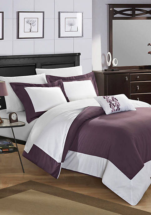 Chic Home Wynn Duvet Cover Set