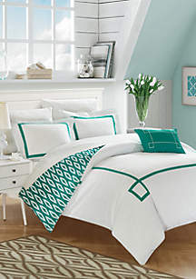 Chic Home Kendall Bed In a Bag Duvet Set