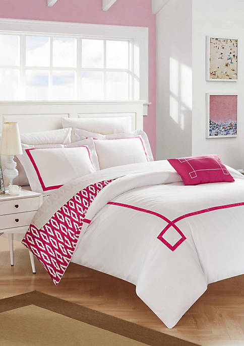 Chic Home Kendall Bed In a Bag Duvet