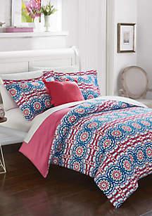 Chic Home Gavin Bed In a Bag Duvet Set