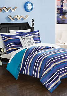 Chic Home Karan Bed In a Bag Duvet Set