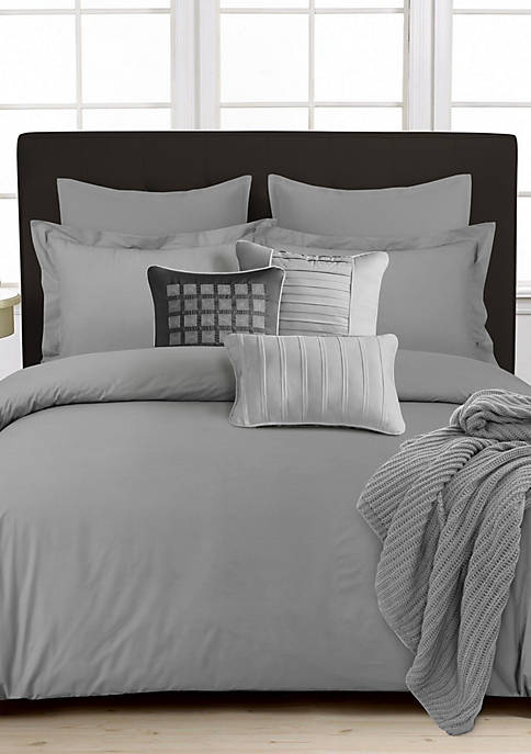 Percale Oversized Duvet Set