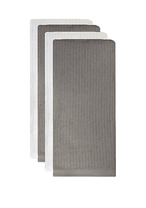 Cooks Tools™ Kitchen Towels- Set of 4