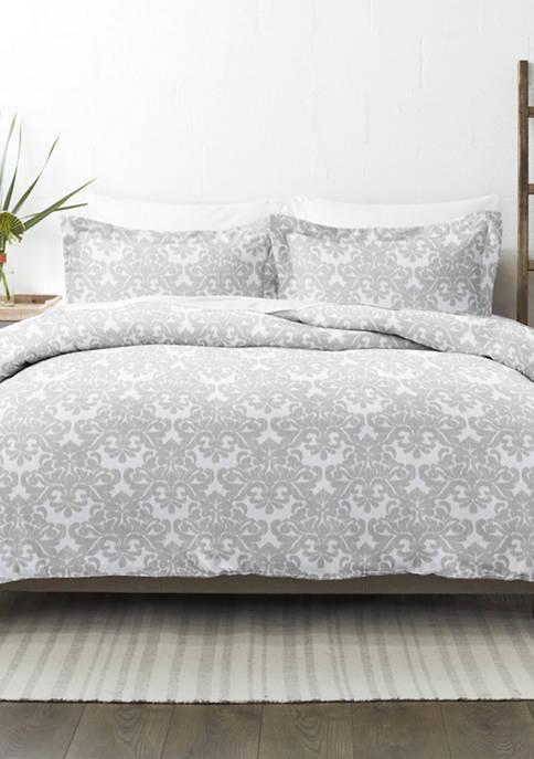 Luxury Inn Premium Ultra Soft Soft Damask Pattern