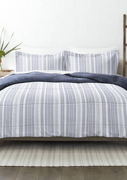 Premium Down Alternative Farmhouse Dreams Reversible Comforter Set