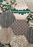 3-Piece Briley Turquoise Quilt Set