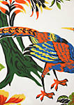 Dolores Decorative Peacock Pillow