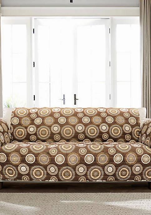 Lush Decor Cleo Sofa Slip Cover