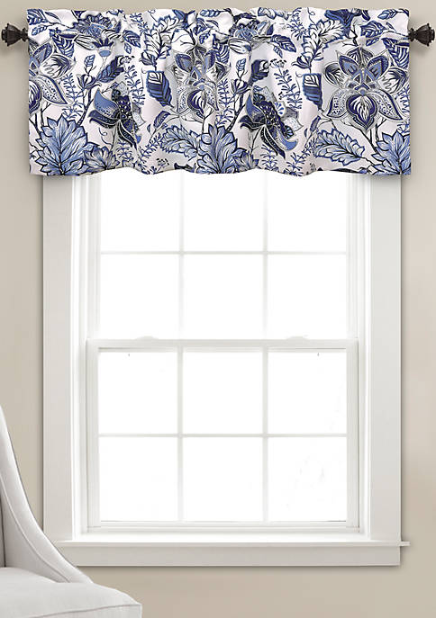 Lush Decor Cynthia Jacobean Valance