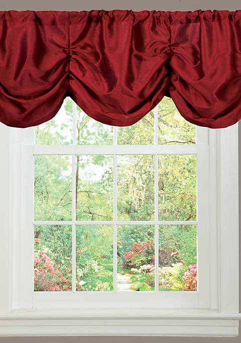 Lush Decor Estate Garden Valance