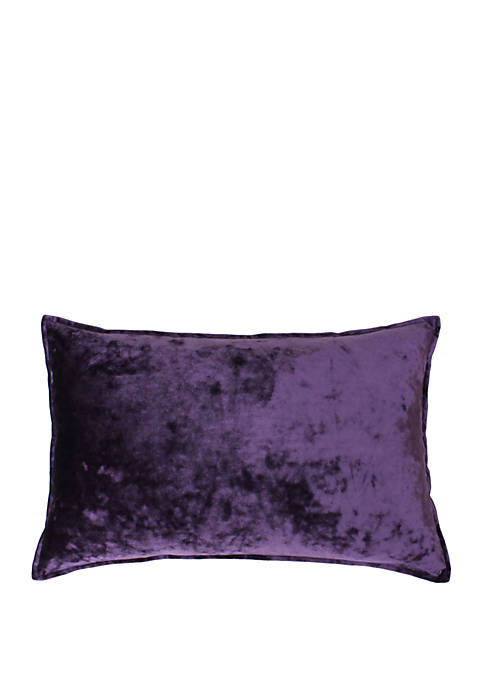 Thro by Marlo Lorenz Ibenz Ice Velvet Pillow