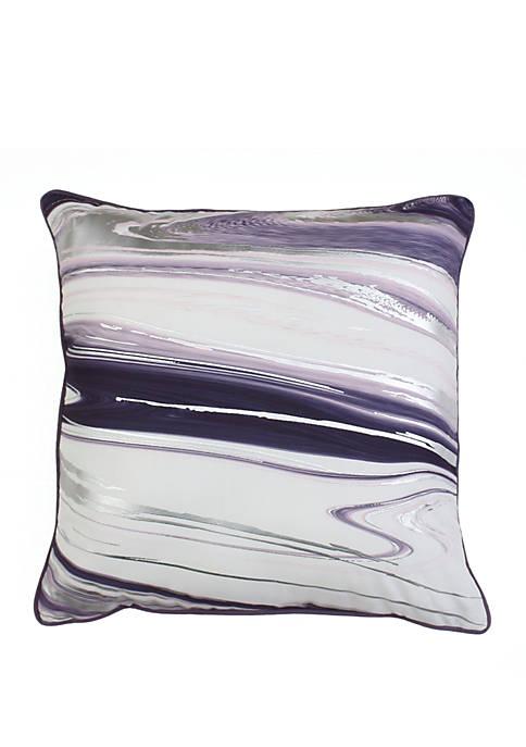 Kia Marble Raised Foil Pillow