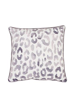 Thro by Marlo Lorenz Throw Pillow Dark Pink