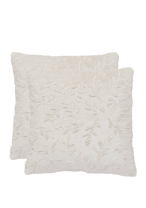3 Piece Maeve Branch Pillows & Decorative Throw Set