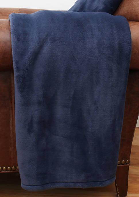 Masey Marni Loft Fleece Decorative Throw
