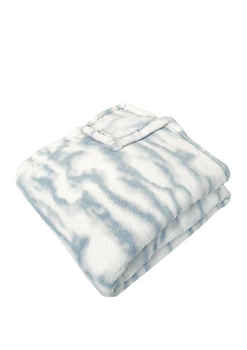 Taiga Marble Loft Fleece Decorative Throw