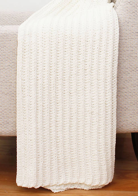 Ace Chenille Decorative Throw