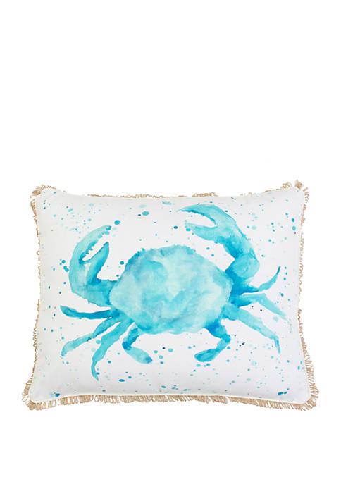 Thro by Marlo Lorenz Carmello Crab Faux Linen