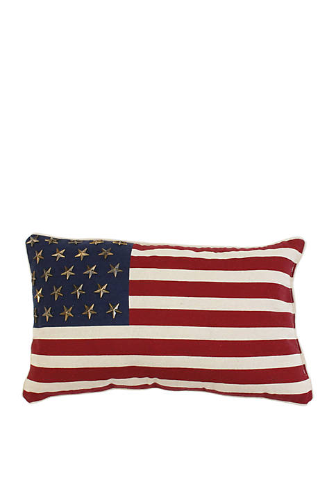 Thro by Marlo Lorenz George American Flag with