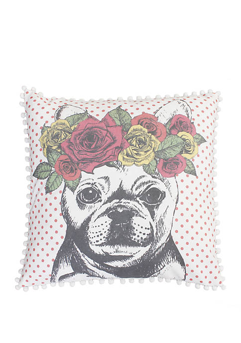 Thro by Marlo Lorenz Coral Bella French Bulldog