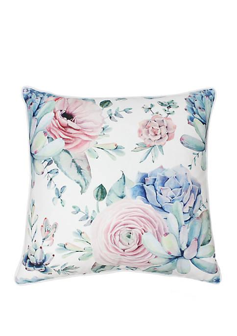 Arianna Cindy Succulent Pillow