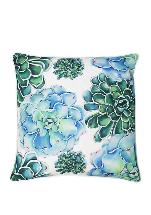 Maribella Cindy Succulent Pillow