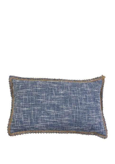 Thro by Marlo Lorenz Bering Sea Clarke Pillow