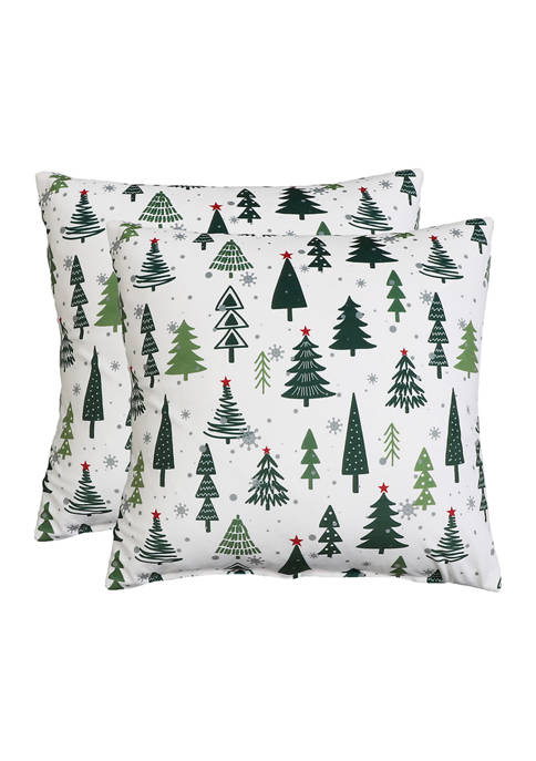 Thro by Marlo Lorenz 2 Pack of Tree