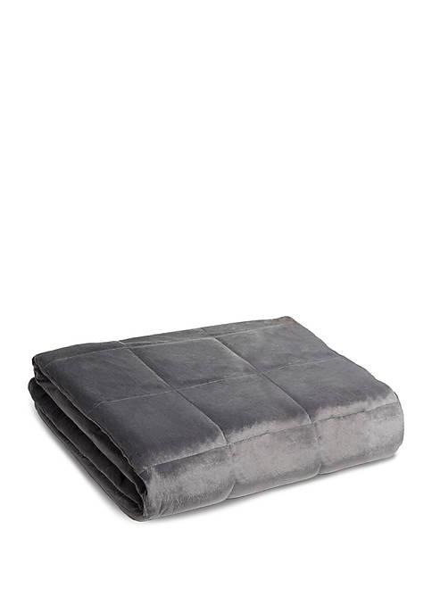 Calming Comfort 15 lb Weighted Blanket