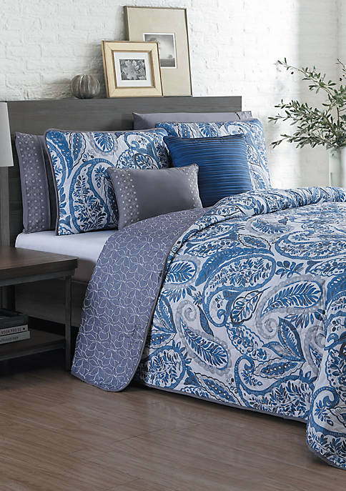 Avondale Manor Seville 7 Piece Quilt Set