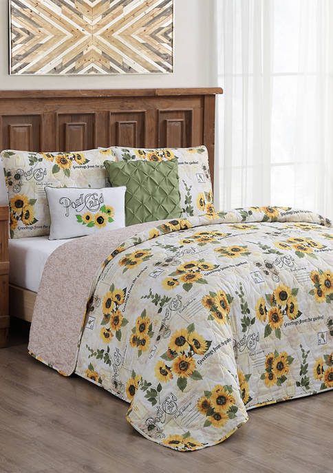 Avondale Manor Yara Quilt Set