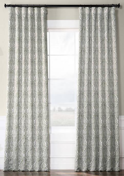 Exclusive Fabrics & Furnishings Amara Blackout Curtain