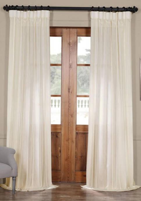 Exclusive Fabrics & Furnishings Antigua Striped Linen Sheer