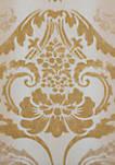 Damascus Grommet Printed Sheer Curtain