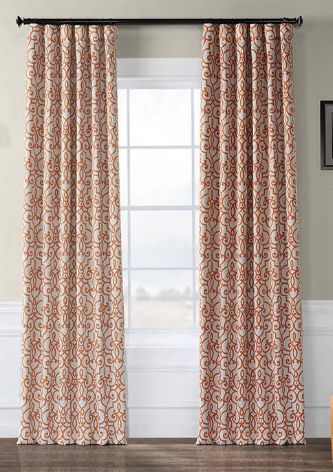 Exclusive Fabrics & Furnishings Nouveau Blackout Curtains