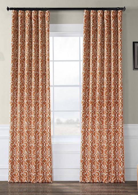 Exclusive Fabrics & Furnishings Nouveau Blackout Curtains